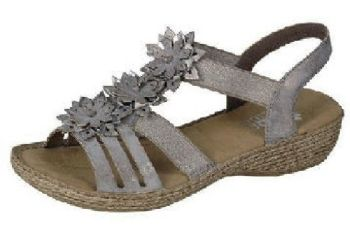 Rieker Ladies Sandals 65858-40